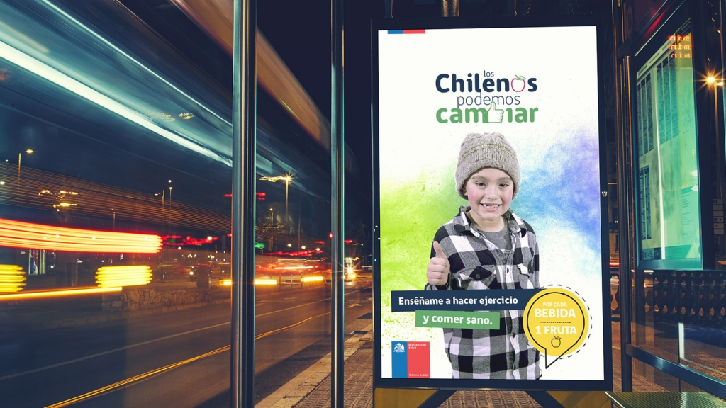Los Chilenos podemos cambiar